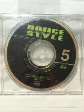 ダンススタイル 付録dvd 2006年 5月 dance  雑誌付録