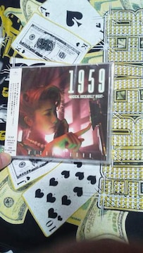 青野美沙稀/1959magical rockabilly night�呑カビリークリームソーダ廃盤
