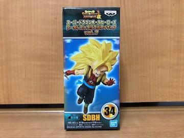 ドラゴンボールヒーローズ コレクタブルフィギュア vol.7