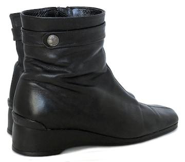 イヴサンローラン靴レザーシューズ革靴ショートブーツフ