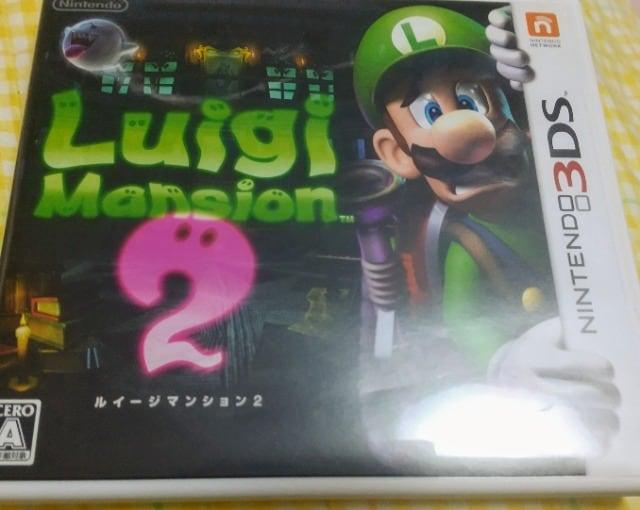 3DS ルイージマンション2  < ゲーム本体/ソフトの