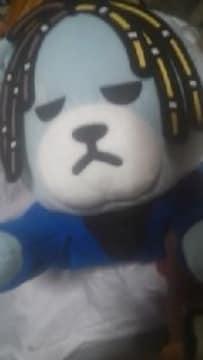 BIGBANG【超BIG寝そべりぬいぐるみ】SOL