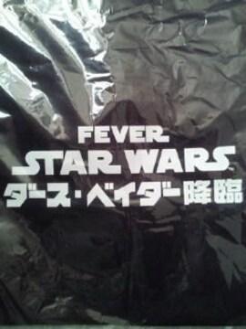パチンコ FEVER スターウォーズ STAR WARS ダース・ベイダー降臨 Tシャツ ブラック