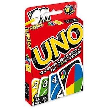 送料無料!UNOカードゲーム1個1058円が