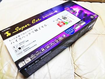 YUPITERU ユピテル  GPS  ミラー型レーダー GWM85sd 美品!