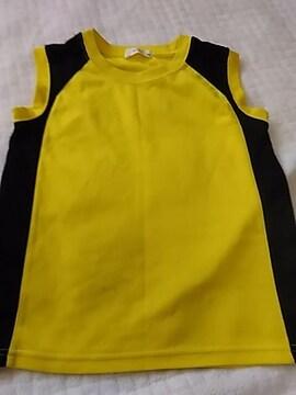 GOODーI 黄色&黒タンクトップ 送料180