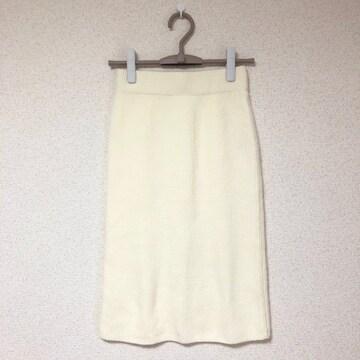 テチチ 可愛いニットタイトスカート Te chichi●