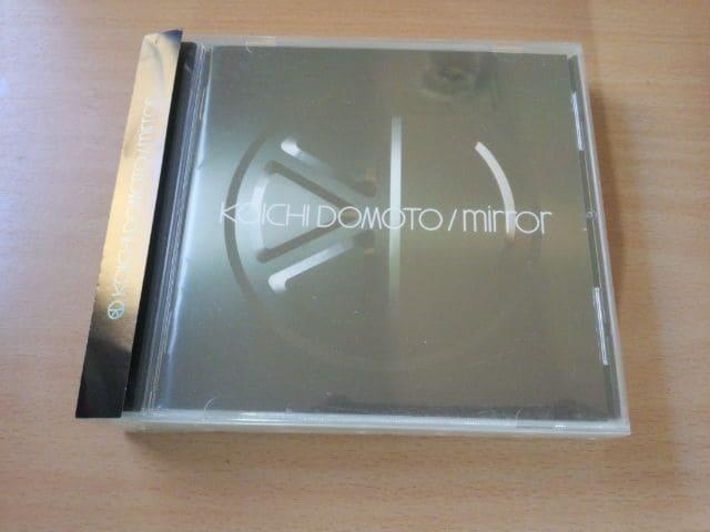 堂本光一CD「mirroe」KOICHI DOMOTO 初回限定ミニ写真集付●  < タレントグッズの