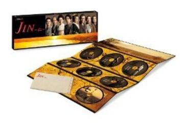 ■DVD『JIN -仁- DVD-BOX』大沢たかお 中谷美紀 綾瀬はるか