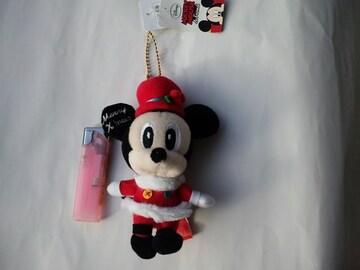 新品☆クリスマス♪ミッキーサンタキーホルダー再々値下