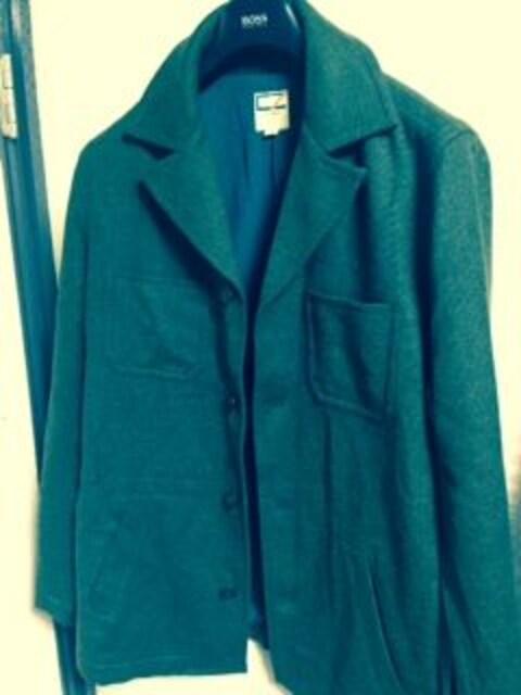 ゼニア  三陽商会ジャケットコート  < 男性ファッションの