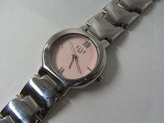 ◆本物確実正規ELLE エル レディース クォーツ腕時計
