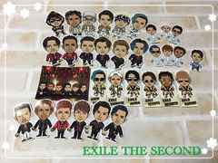 EXILE THESECOND☆光沢シール☆32枚