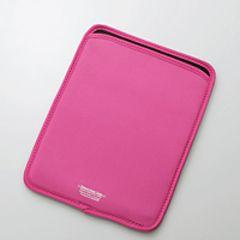 ☆ELECOM iPad 用 スリーブ インナー ケース(ピンク)