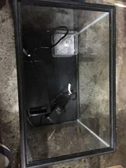 45cm 水槽セット ポンプ すぐ飼育可能