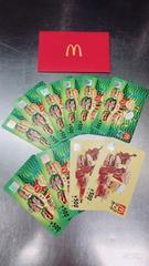 マックカード 500円 10枚 5,000円分