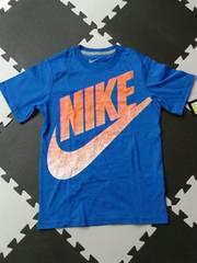 新品NIKEナイキ★半袖Tシャツ(140/オレンジロゴ)�B