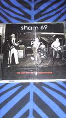 Sham 69/The very best of the hersham boys Oi punk