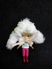 プチブライス、ミキマキ、ジェニー、リカちゃんの帽子