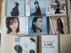 今井美樹CDアルバム8枚セット★MIKI IMAI