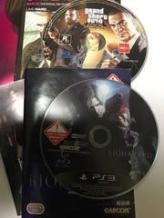 即決/PS3ソフト バイオハザード6+グランドセフトオート