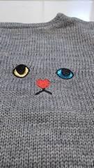 猫のセーター(未使用品)