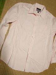 ケネスロバート ピンクシャツ 2XL位
