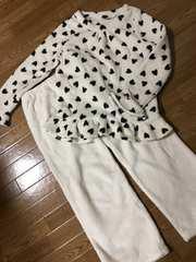 USED GU ふわふわ暖かボアパジャマ☆140