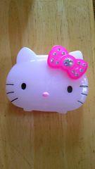 キティちゃんピルケースオマケ付き美品です
