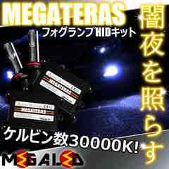 mLED】レクサスLS460前期中期/フォグランプHIDキット/HB4/30000K