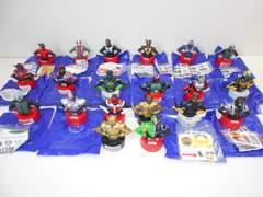 仮面ライダー40 ★ライダーオールスターズ 全20種類セット