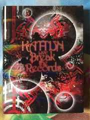 KAT-TUN LIVE Break the Records DVD