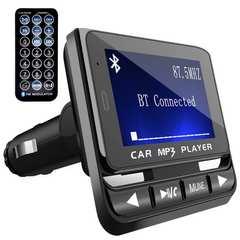 FMトランスミッター TC Bluetooth ブラック