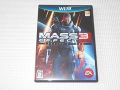Wii U★MASS EFFECT 3 マスエフェクト 3 特別版
