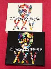 【即決】B'z(BEST)初回盤セット