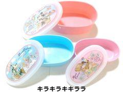 ミニーマウス&デイジー/ミニークチュール密封ランチケース(弁当箱)★S.M.Lの3個セット