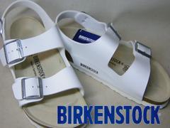 BIRKENSTOCKビルケンシュトック新品MILANOミラノ034731白41
