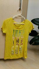 GU 半袖Tシャツ レディース Sサイズ