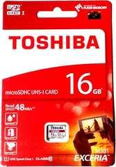 東芝 クラス10 microSDHC(マイクロSDカード)16GB●海外パッケージ