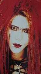 X JAPAN hide ポスター HIDE YOUR FACE 1994 52センチ×67センチ