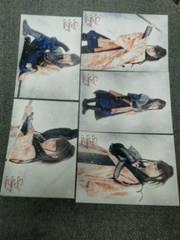 新垣里沙舞台生写真5枚セット〓
