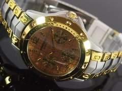 【送料無料】日本製ムーブメントVITAROSOメンズ腕時計OJ