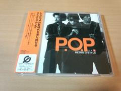Retro G-Style CD「P.O.P.」J-POPヒップホップ●