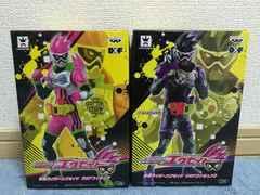 仮面ライダーエグゼイド DXFフィギュア vol.1&2 全2種セット