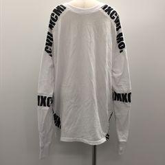 【GENKINGオク】FOREVER21 ロングTシャツ 白