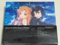 [CD+Blu-ray]ソードアート・オンライン ミュージックコレクション 初回盤(5枚組)