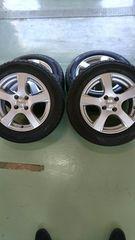 タイヤホイールの4本セット 185/65R15