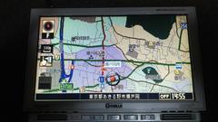 サンヨー ポータブルナビ HDD ゴリラ NV-HD830DT ワンセグ DVDビデオ CD 8インチ
