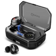 【進化版 Bluetooth 5.0 IPX7完全防水】 Bluetooth イヤホン
