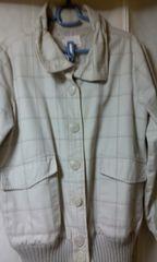 ジャンパージャケットコート サイズM 暖かい
